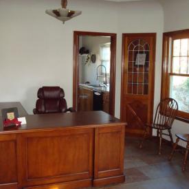 2. Reception Area